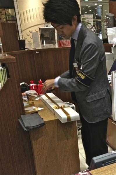 Japan kyoto shop gift umbrella souvenir