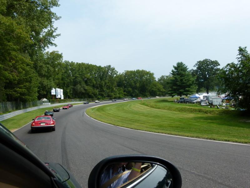 jaguar racing lime rock park