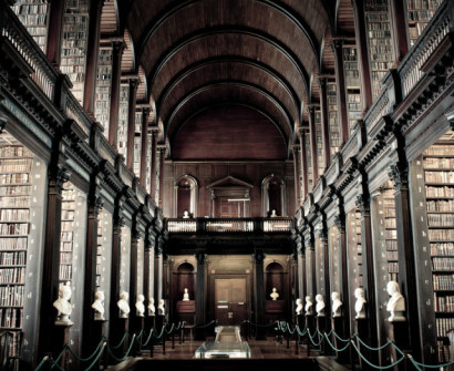 Trinity College Library / Dublin / CC BY-ND 2.0