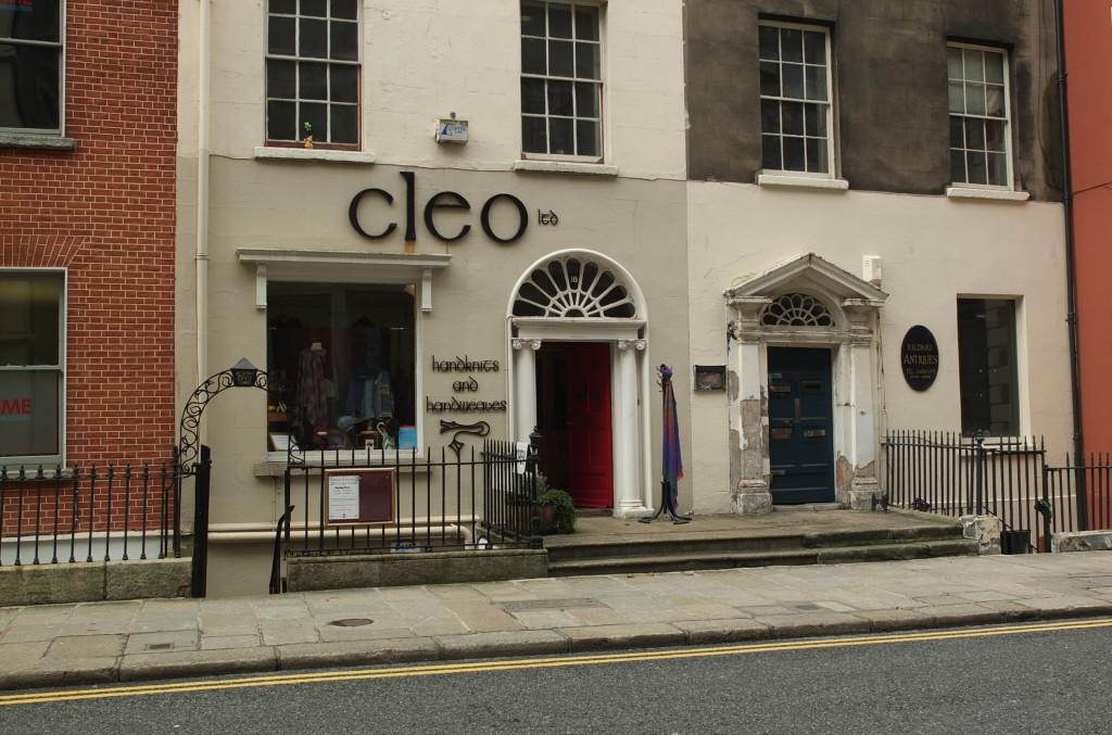best shopping dublin souvenirs cleo's shop