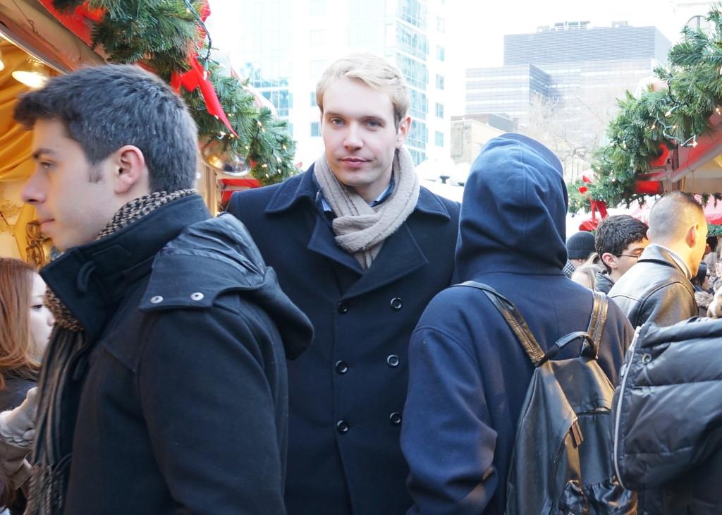 union square holiday market new york christmas 2014 shopping