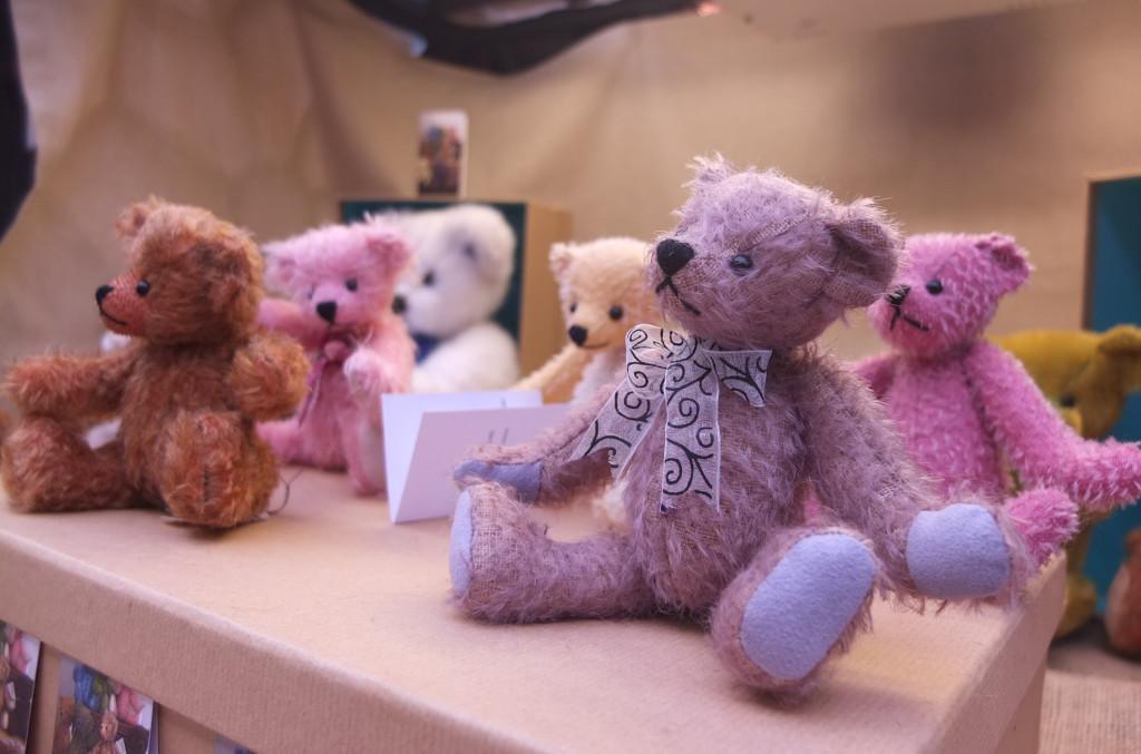 small bedford bears handmade england london convent garden shopping