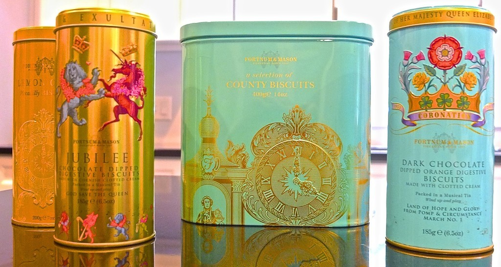 Fortnum And Mason Biscuit Tins Best Of London Shopping