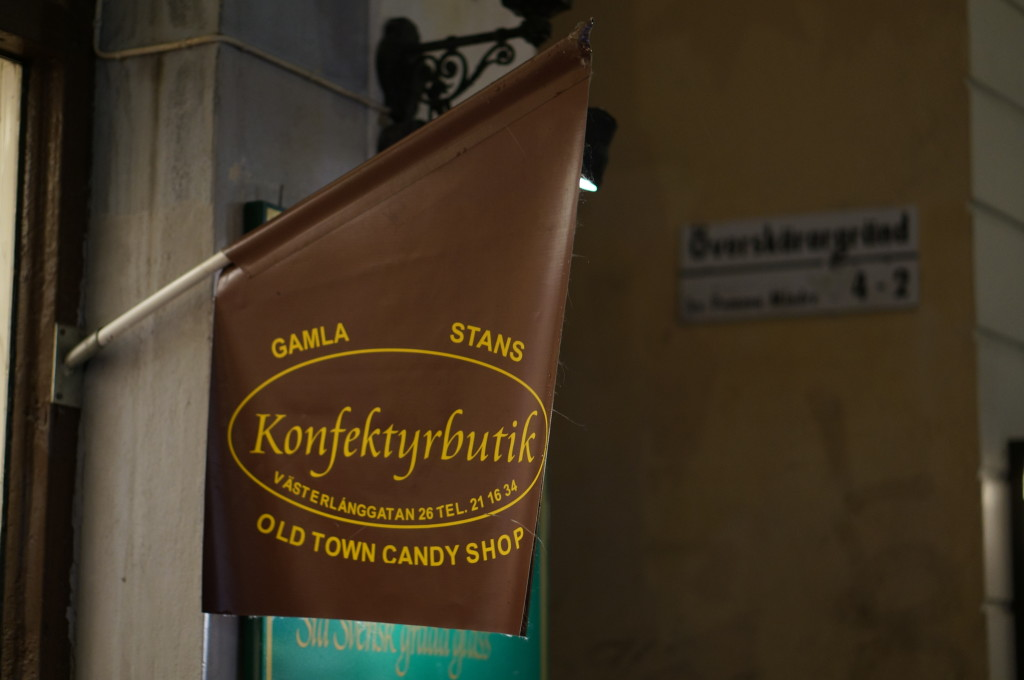 stockholm candy shop store