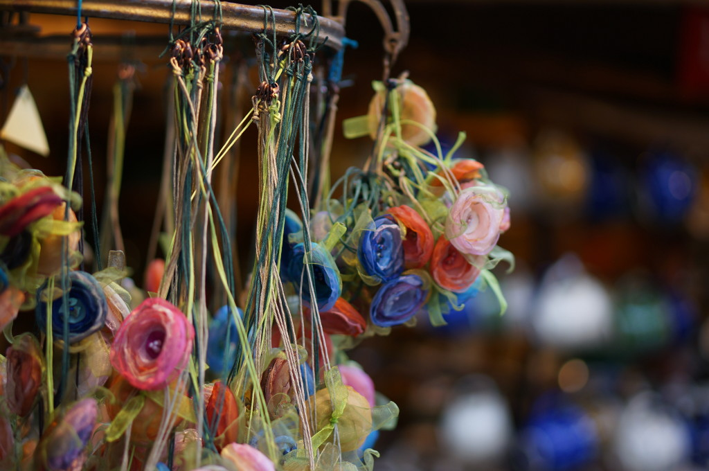 budapest christmas market souvenir hungarian handmade craft christmas market fair silk ornaments