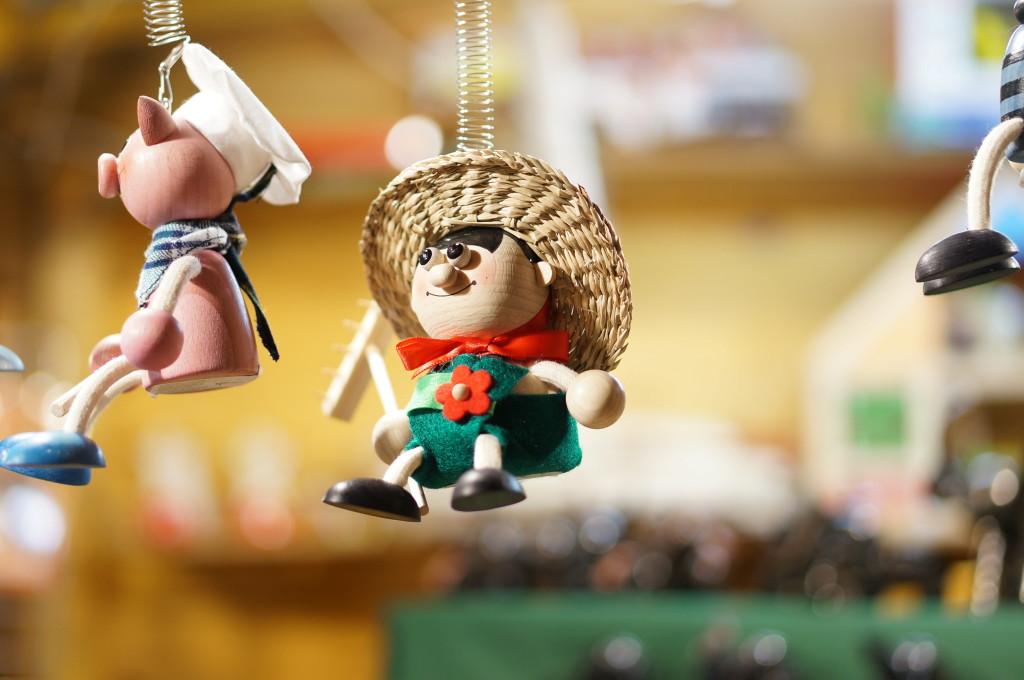 budapest christmas market ornaments souvenir hungarian  handmade craft fair ornament