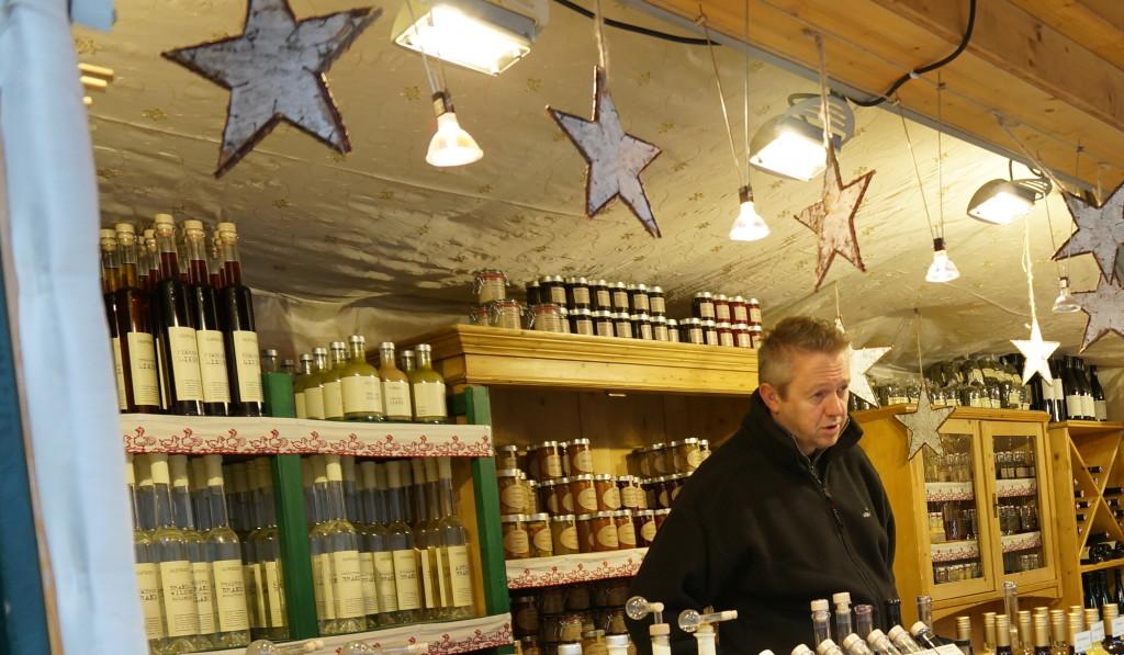 Viennese Austria gifts Schonbrunn Palace Christmas Market Vienna