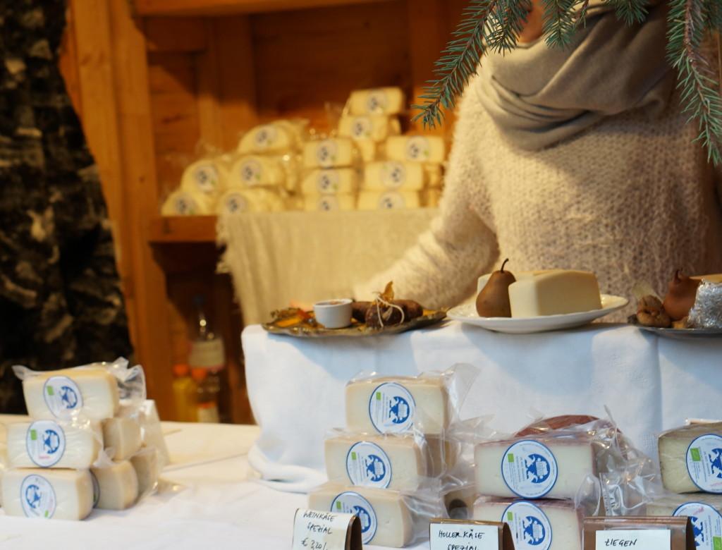 freyung christmas market vienna austria