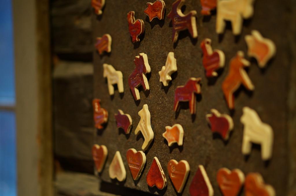 sweden magnet dala horse souvenir