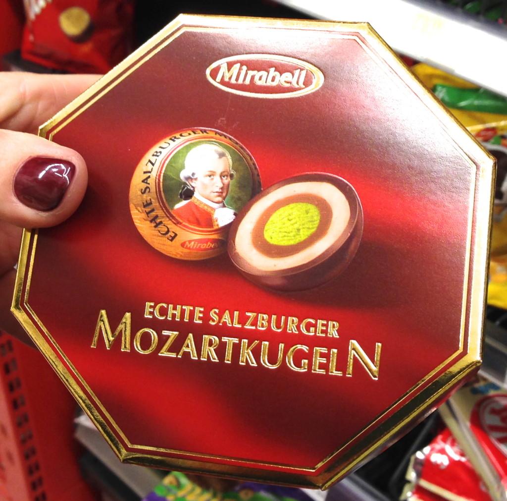 Shop a vienna supermarket for fun austrian food souvenirs for Austrian cuisine vienna