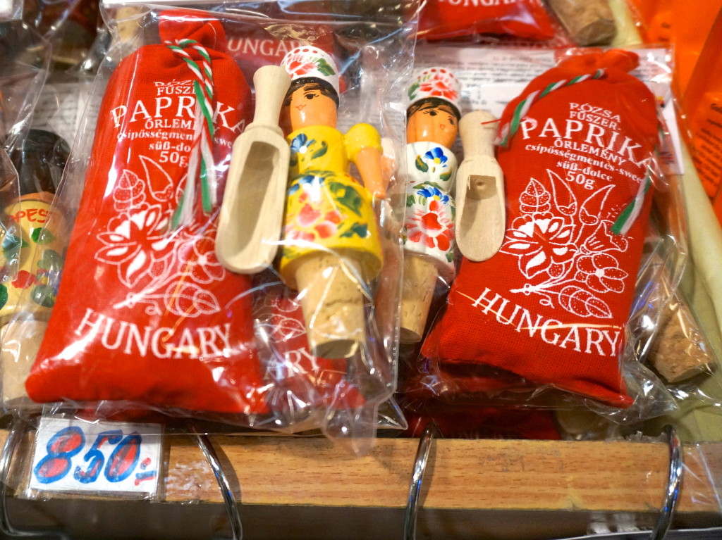 budapest souvenirs hungary