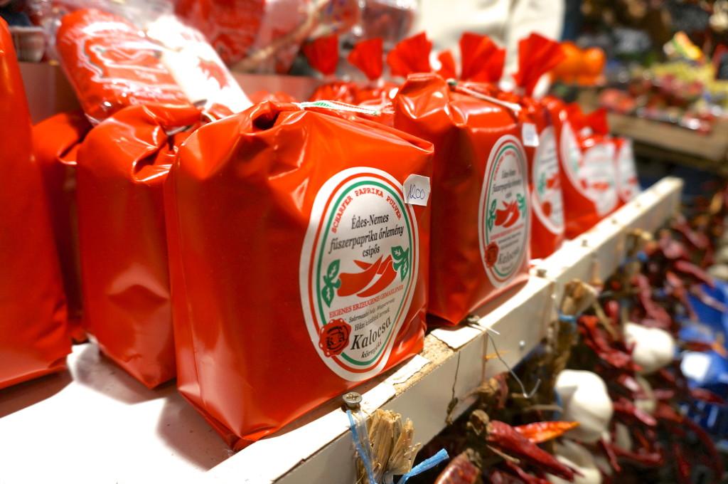 sweet paprika hungary souvenir