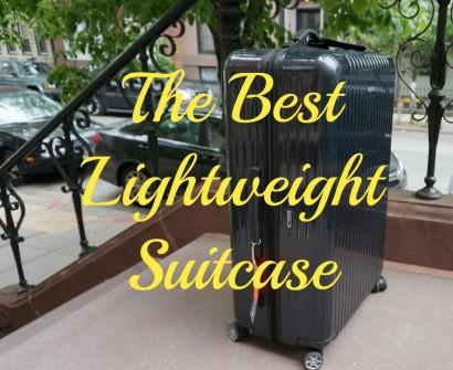 best lightweight suitcase