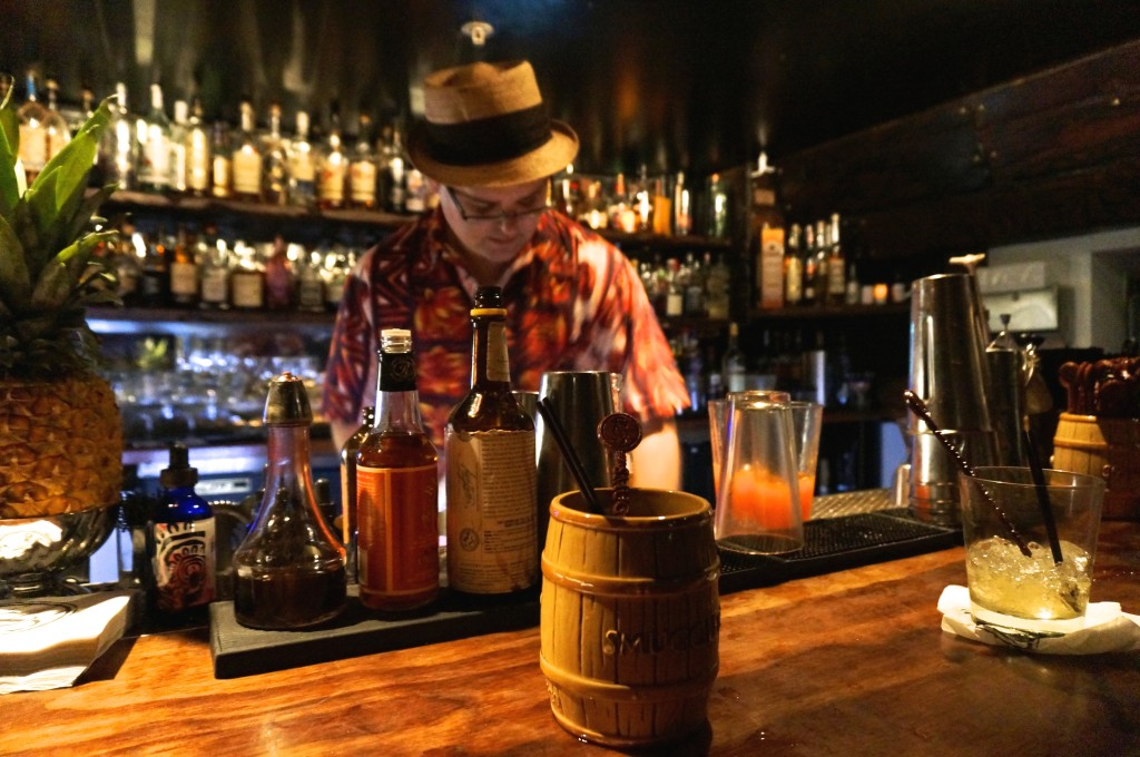 Smuggler Cove Rum Bar Best Tiki Bar Smuggler 39 s Cove