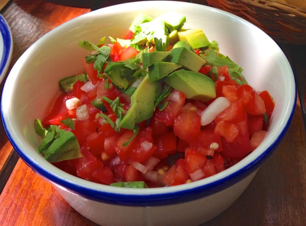 Mexican salsa souvenir