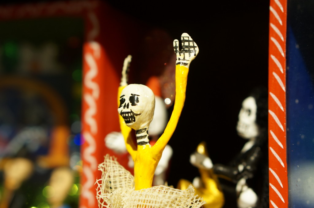 day of dead mexico souvenirs