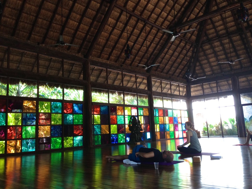 top ten tulum best yoga studio class mexico