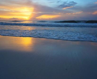 sunrise mexico tulum