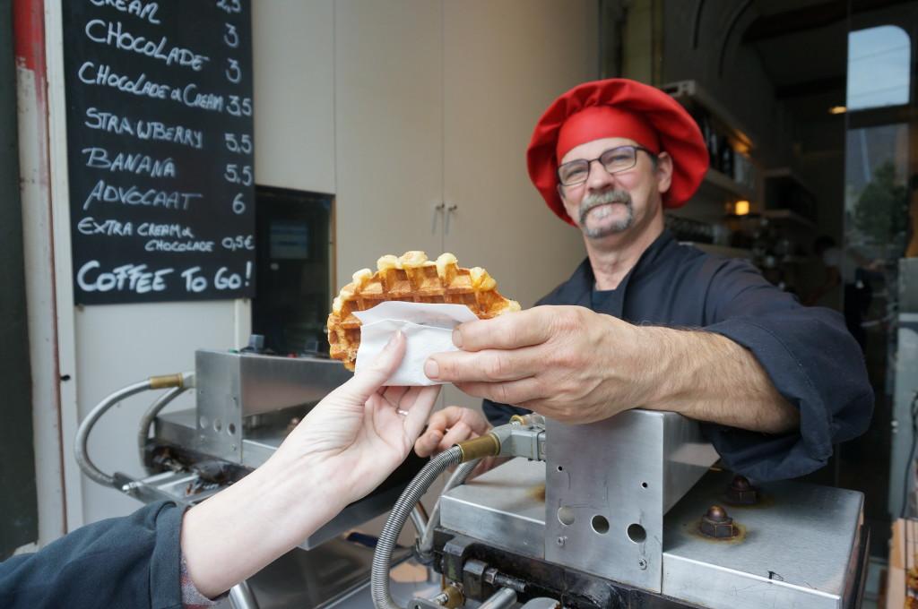 liege waffle brussels belgium ghent