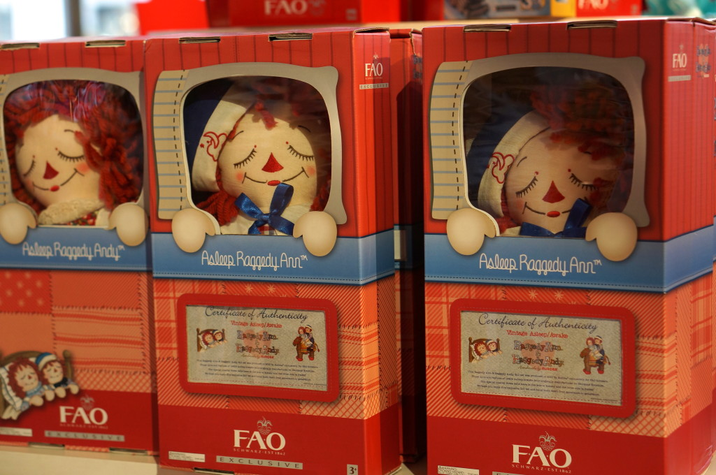 Best Of Fao Schwarz New York City Muppets Dolls And More