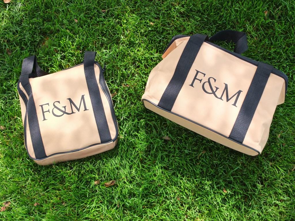 fortnum mason picnic cooler set packable