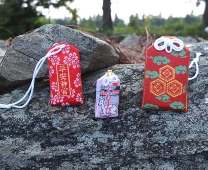Japan Omamori Amulets Good Luck Souvenir