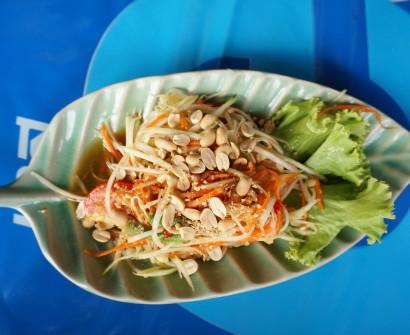 hai Street Food Papaya Salad