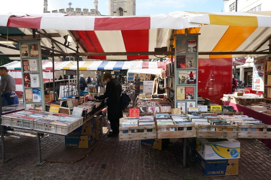 cambridge market vintage records
