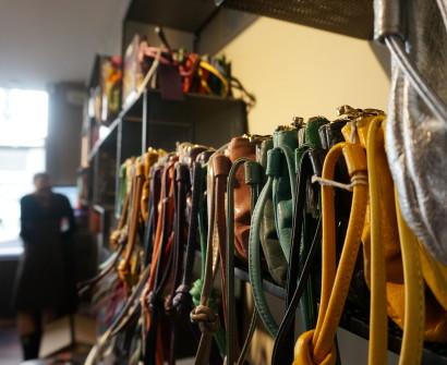 Purse Handbag Ladies Store Marais Paris France
