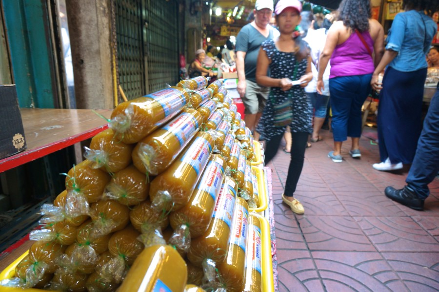 Durian Bangkok Chinatown Trok Issaranuphap