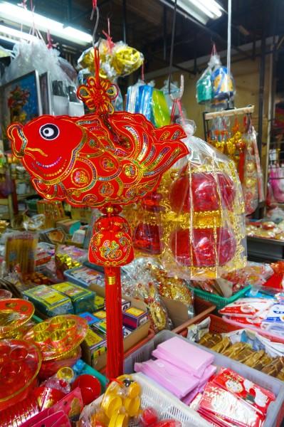 bangkok souvenir shopping