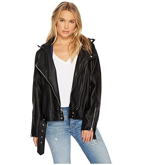 For The Splurge But Still A Good Value I Love This Moto Leather Jacket On Left Pleather Adorable Version Try Faux