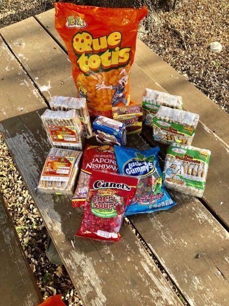 mexican candy souvenir sweet
