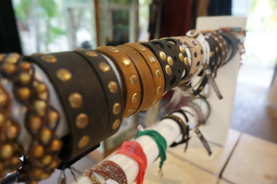 Leather bracelets souevnir mexico top gifts