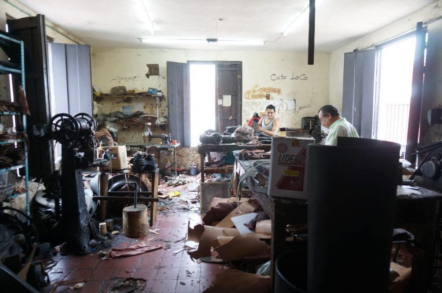 making huarches mexico artisan handmade