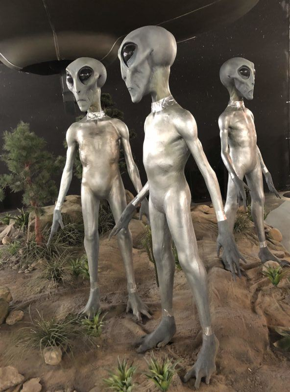 aliens roswell