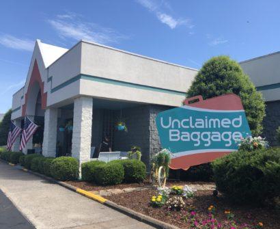 unclaimed baggage store alabama
