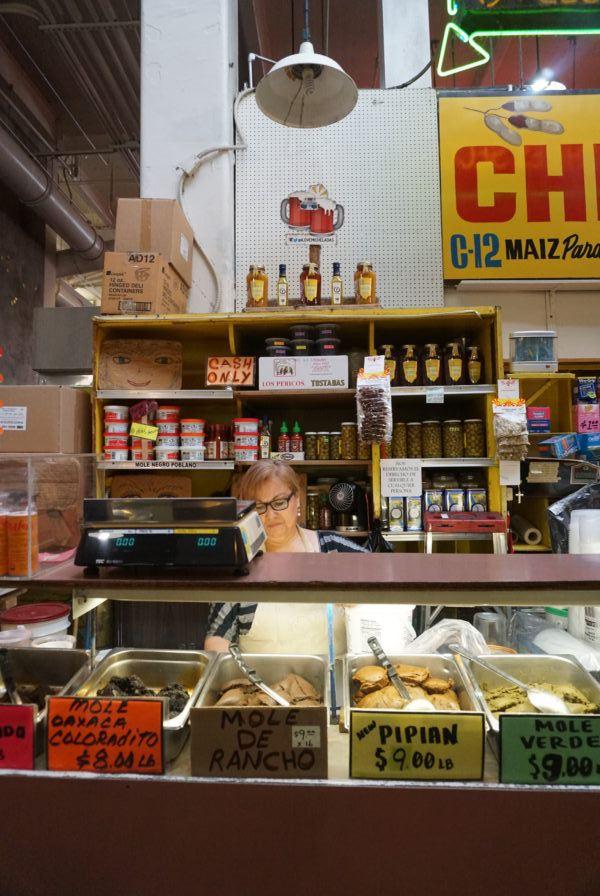 LA Central Market mexican food mole best souvenirs