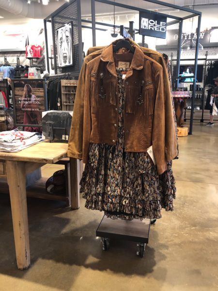 nashville western wear country style outfits clothes what to wear