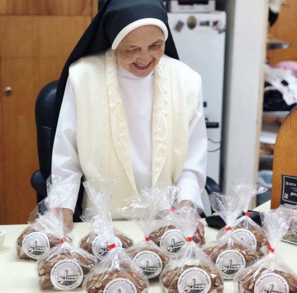 monastery of angels nuns baking bread