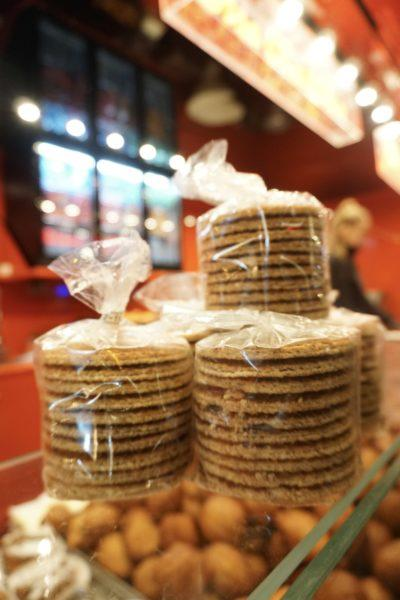 Packaged stroopwafels Amsterdam souvenirs best gifts